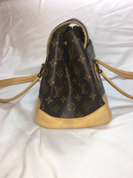 Sold - Louis Vuitton Monogram Beverly GM Bag.  Gorgeous!