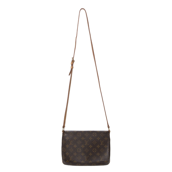 Louis Vuitton Monogram Musette Tango Shoulder Bag. Lovely! Coco et Louis