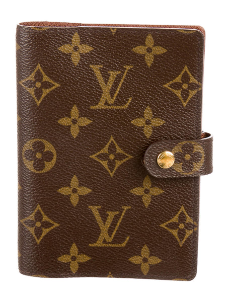 SOLD - Louis Vuitton Monogram Agenda Cover. Timeless! Coco et Louis