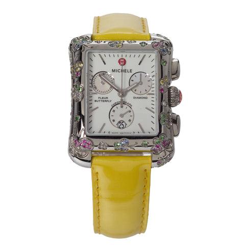 Michele Milou Park Watch.  Timeless!