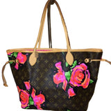 SOLD - Louis Vuitton Stephen Sprouse Collection LTD EDITION Neverfull. PAYMENT #3