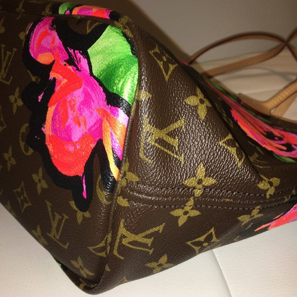 SOLD - Louis Vuitton Stephen Sprouse Collection LTD EDITION Neverfull. PAYMENT #2