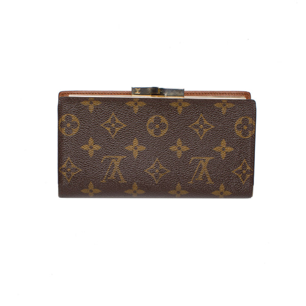 Louis Vuitton Monogram Portefeuille Viennois Wallet. Stylish! Coco et Louis