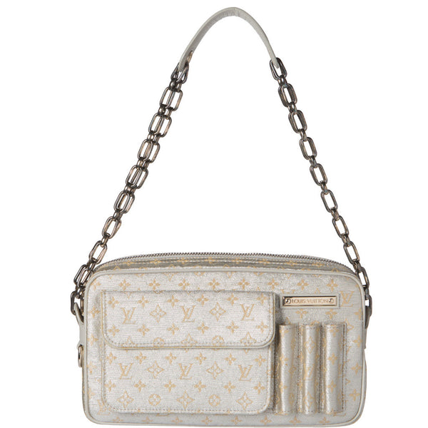 Louis Vuitton Sliver Monogram McKenna Bag. Lovely! Coco et Louis