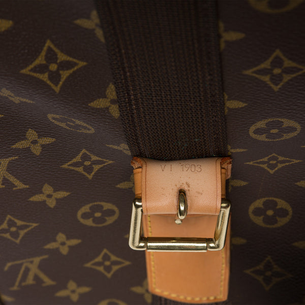 Louis Vuitton Monogram Satellite Travel Bag.  Perfect Carry-On! - Coco et Louis - 4