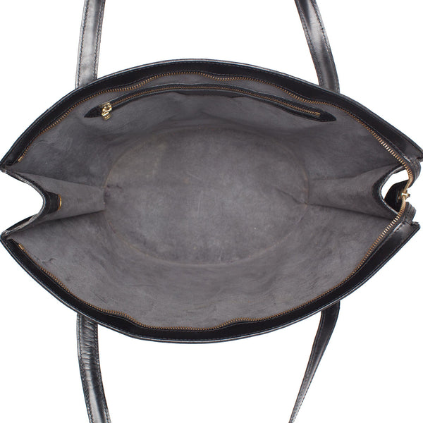 Louis Vuitton Black St. Jacques GM Bag. Elegant! Coco et Louis
