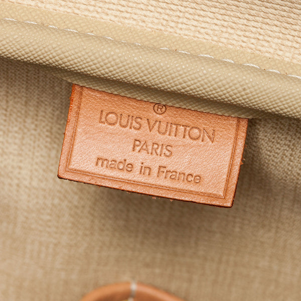 Louis Vuitton Monogram Travel Bag. Classic! Coco et Louis