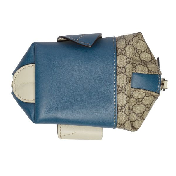 Gucci Canvas/Leather Small Pouch. Darling! Coco et Louis