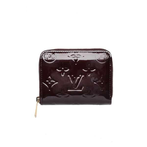 Louis Vuitton Amarente Zippy Coin.  Lovely! - Coco et Louis - 1
