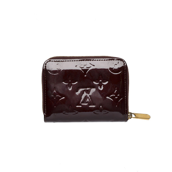 Louis Vuitton Amarente Zippy Coin.  Lovely! - Coco et Louis - 3