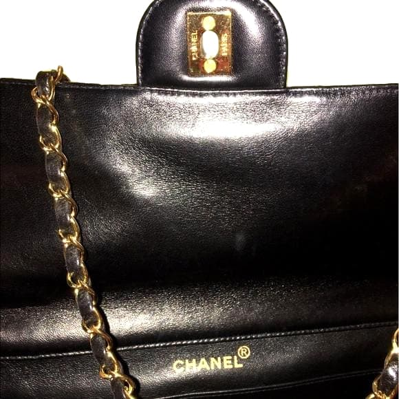 SOLD - Chanel DOUBLE SIDED Jumbo Bag & Flap Chanel Blue Chambray Velvety Maxi Flap Bag. PAYMENT 1 OF 2