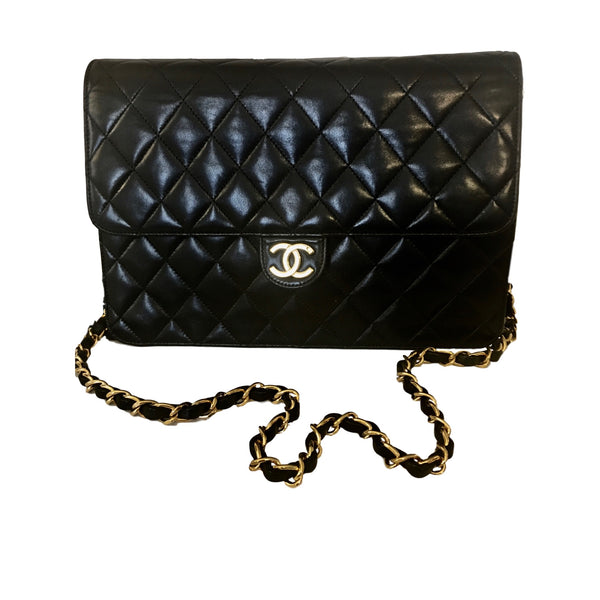 Sold - Chanel LARGE Wallet on a Chain (WOC) Bag. SPECTACULAR!