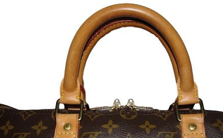 Louis Vuitton Keepall 50 Duffle Travel Bag. Fabulous! Coco et Louis