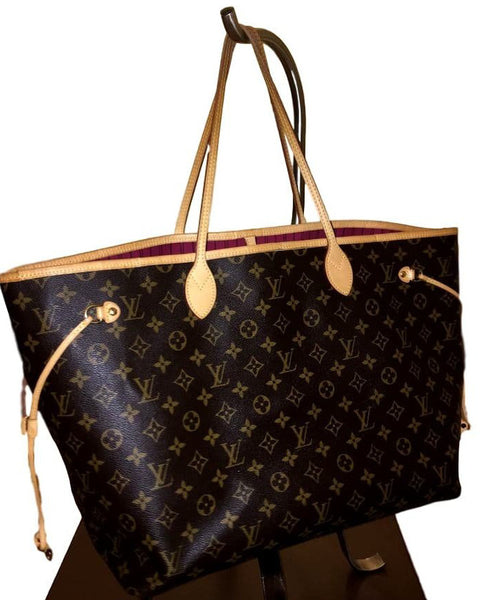 Louis Vuitton PAYMENT PLAN ACCOUNT for PATRICIA Monogram GM Neverfull