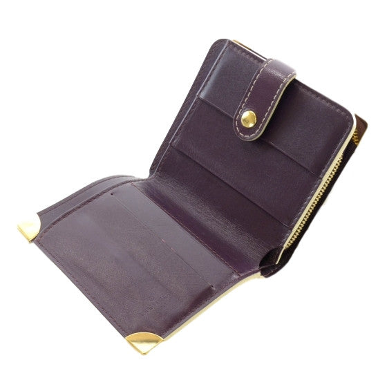 Louis Vuitton Purple Suhali Plum Wallet. Chic! Coco et Louis