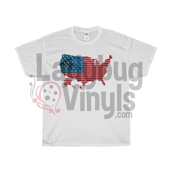 4th Of July Men's T-Shirt - LadybugVinyls