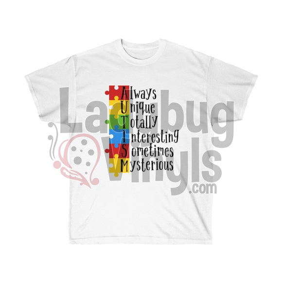 Always Unique Ultra Cotton T-Shirt - LadybugVinyls