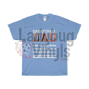 Basketball Dad Dream Men's T-Shirt - LadybugVinyls