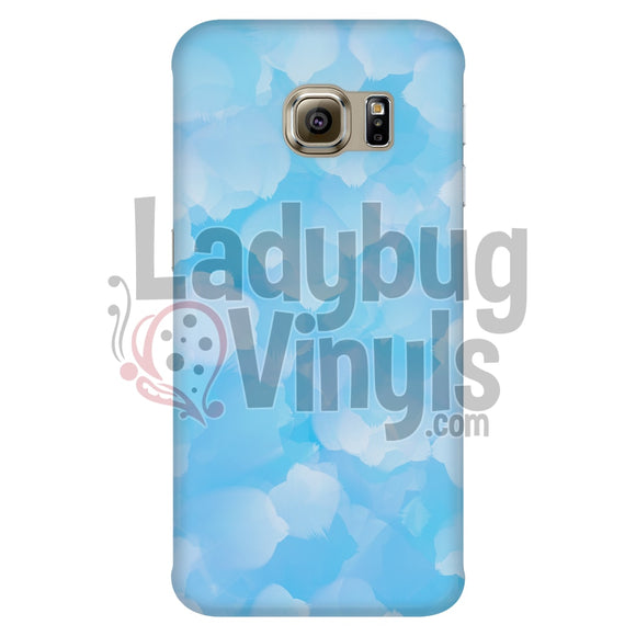 Blue Watercolor Phone Case - LadybugVinyls