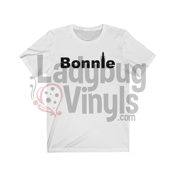 Bonnie Couple T-Shirt White / L T-Shirt