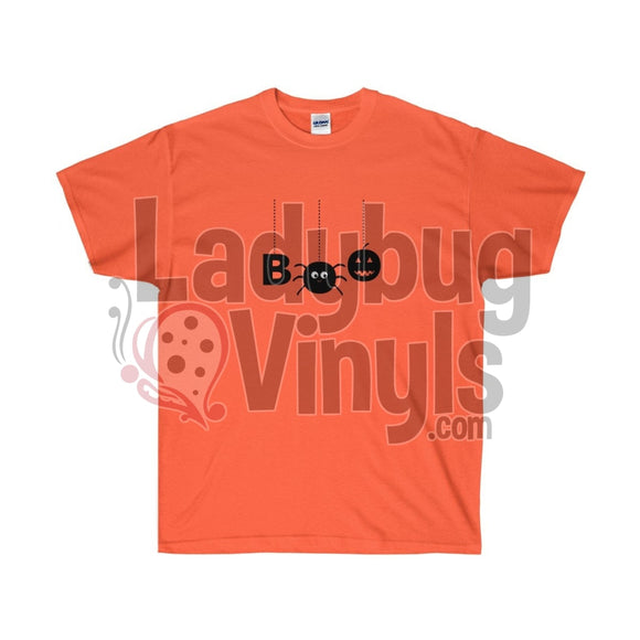 Boo Ultra Cotton T-Shirt - LadybugVinyls