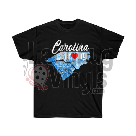 Carolina Strong Ultra Cotton Adult T-Shirt - LadybugVinyls