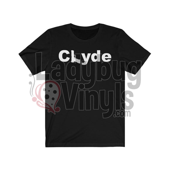 Clyde Couple Dark T-Shirt Black / L T-Shirt