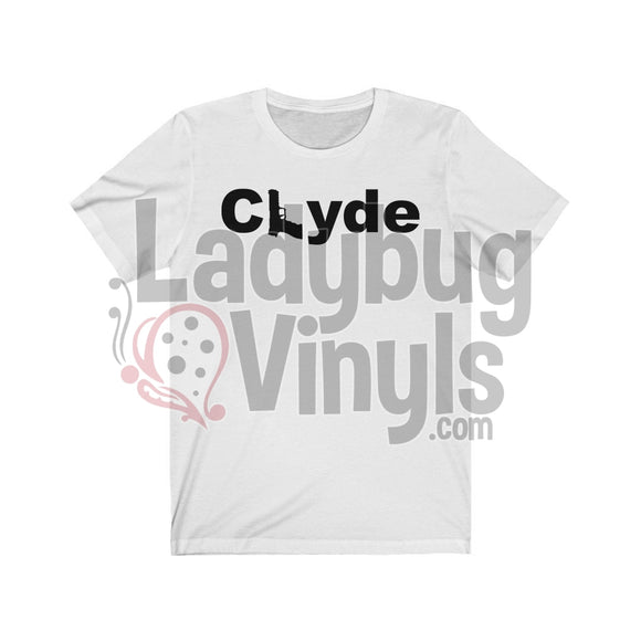 Clyde Couple T-Shirt White / L T-Shirt