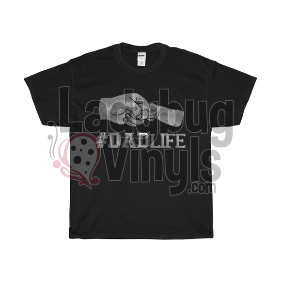 #DadLife Men's T-Shirt - LadybugVinyls