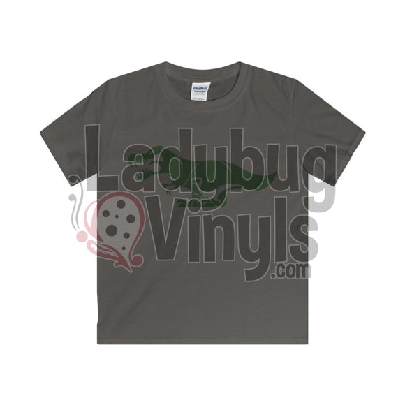 Dinosaur Boys T-Shirt Charcoal / Xs Kids Clothes