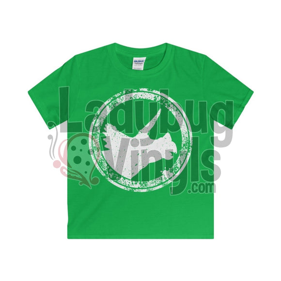 Dinosaur Boys T-Shirt Irish Green / Xs Kids Clothes