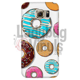 Donut Phone Case (White) Galaxy S6 Cases