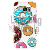 Donut Phone Case (White) Galaxy S7 Cases
