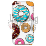 Donut Phone Case (White) Iphone 6/6S Cases