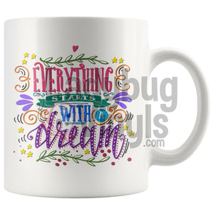 Everything Starts With A Dream - LadybugVinyls