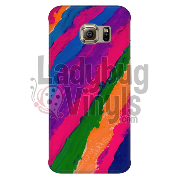 Fingerpainting Phone Case Galaxy S6 Edge Cases