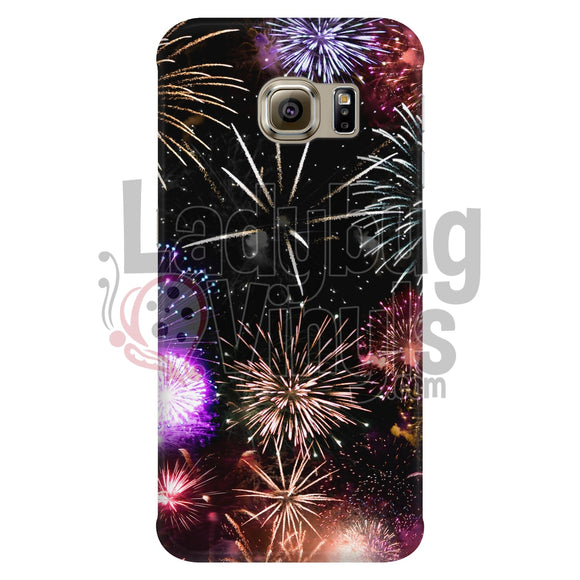 Fireworks Phone Case Galaxy S6 Edge Cases