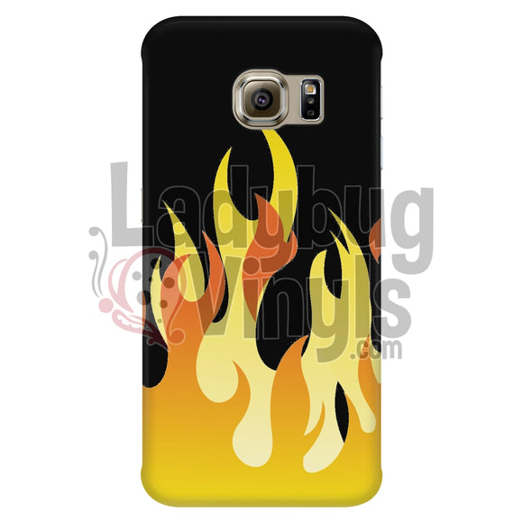 Flames Phone Case Cases