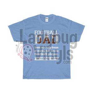 Football Dad Dream Men's T-Shirt - LadybugVinyls