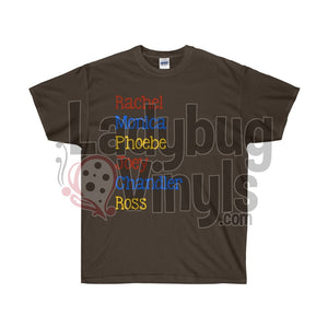 Friends Ultra Cotton T-Shirt - LadybugVinyls