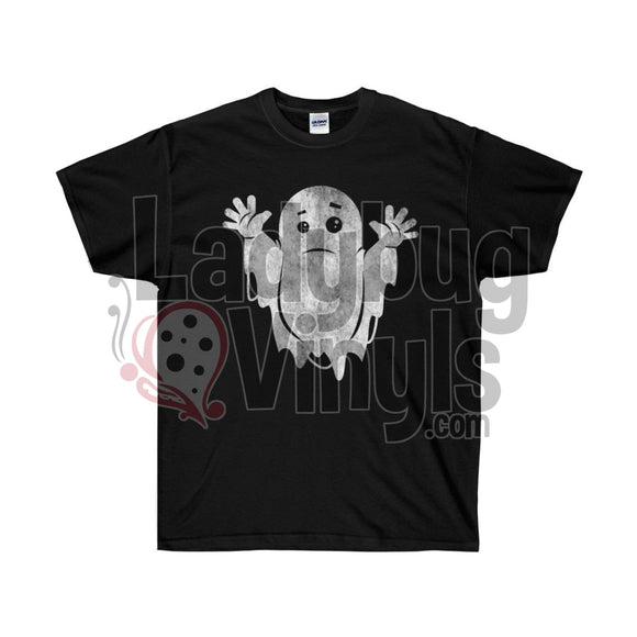 Ghost Ultra Cotton T-Shirt - LadybugVinyls