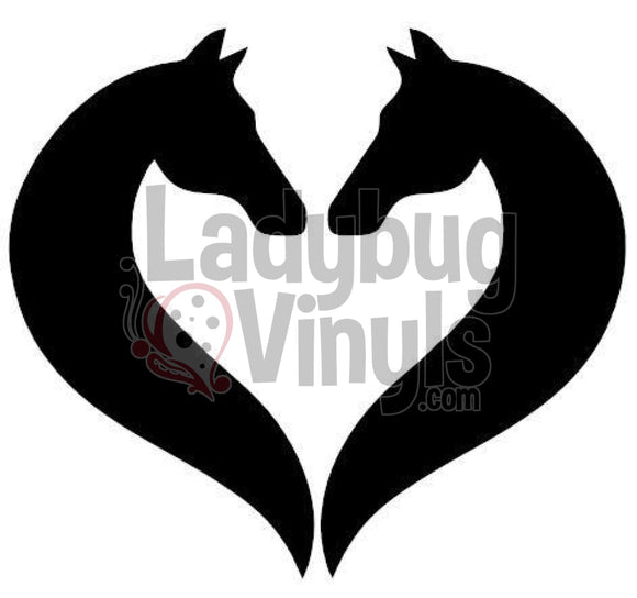 Horse Love - LadybugVinyls
