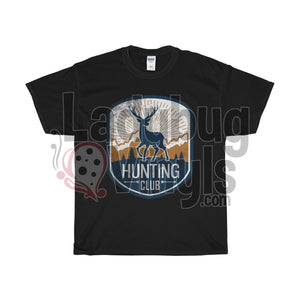 Hunting Club Men's T-Shirt - LadybugVinyls