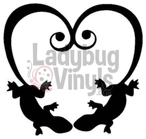 Lizard Love - LadybugVinyls