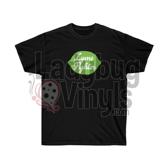 Lyme Fighter Ultra Cotton T-Shirt Black / L