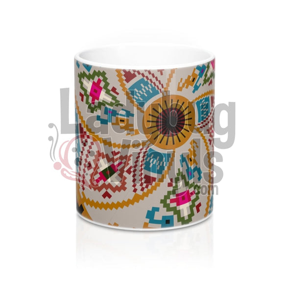 Mandala All Over Print 11Oz Coffee Mug