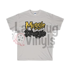 Muggle Struggle Hufflepuff  Ultra Cotton T-Shirt - LadybugVinyls