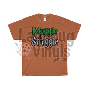 Muggle Struggle Men's T-Shirt - LadybugVinyls