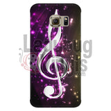 Music Note Phone Case Galaxy S6 Edge Cases