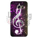 Music Note Phone Case Galaxy S7 Cases